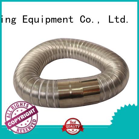 stainless steel semi rigid dryer duct semirigid promotion for bath heater ventilation