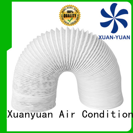 glass flexible ducting hose silicone online wholesale market for range hood ventilation