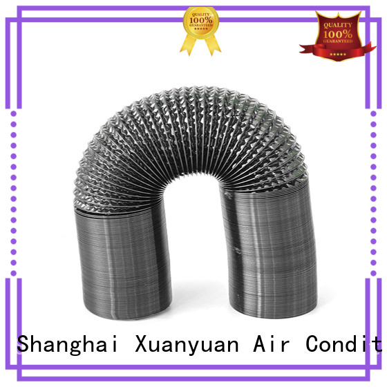 Xuanyuan silicone foil duct wholesale products to sell for range hood ventilation