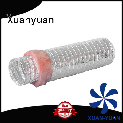 Xuanyuan customized length hvac duct insulation series for havc