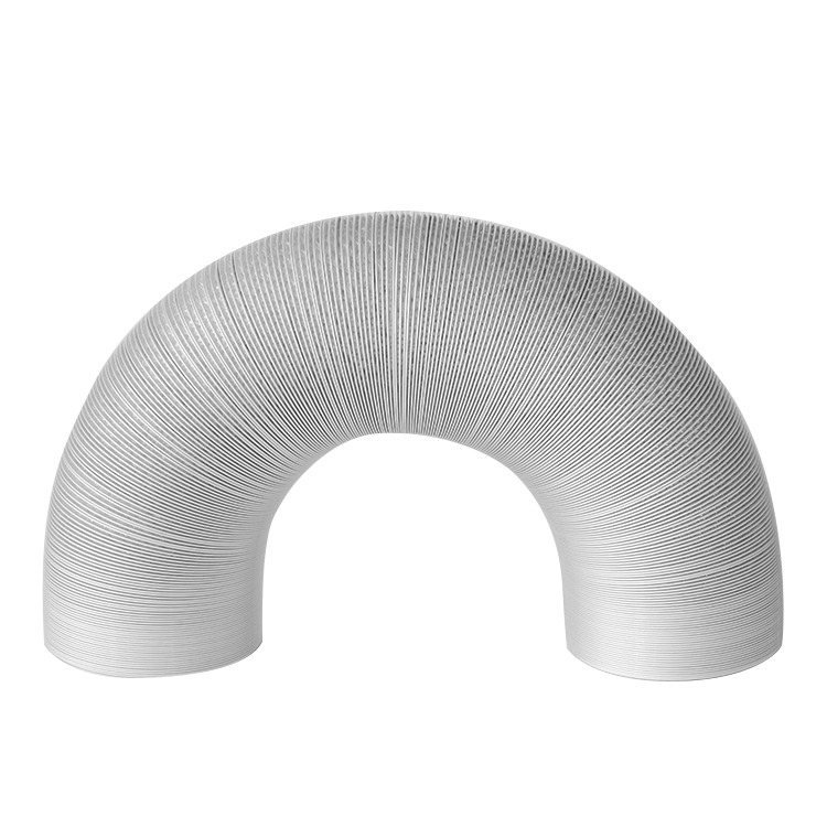 Air Duct Tubing Double PET Aluminum Flexible Duct
