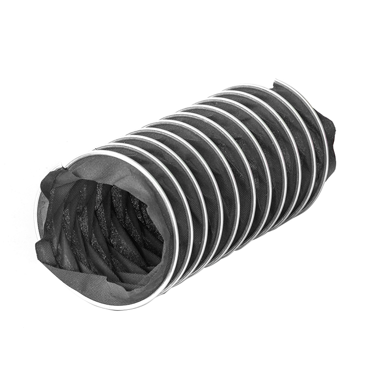 Flexible Duct Pipe With one Layer Non-woven Cloth