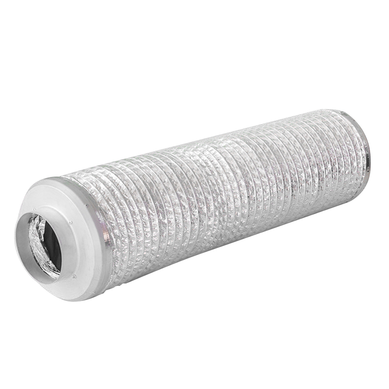 Acoustic Duct Insulation Air Conditioning Pipe Silencing