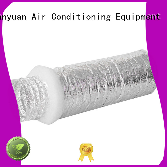 Xuanyuan 100mm heat duct insulation from China for bath heater ventilation