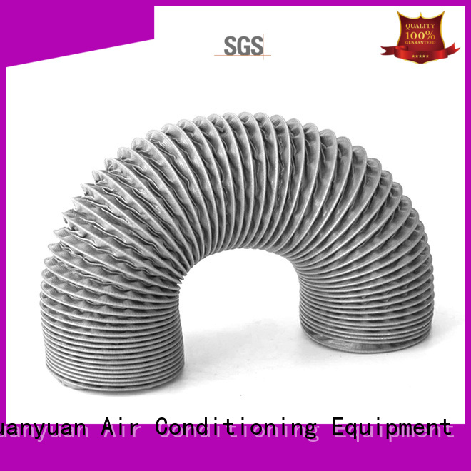 high-temp high temperature flexible exhaust pipe temperature with good price for havc