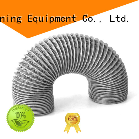 Xuanyuan high-quality high temperature flexible duct factory for range hood ventilation