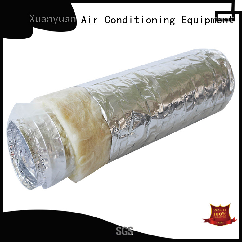 Xuanyuan lagging acoustic pipe insulation inquire now for Air Conditioning