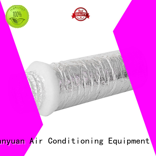 Xuanyuan flexible ductwork insulation from China for havc