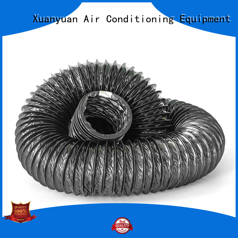 Xuanyuan nonwoven aluminum flex duct cheap wholesale for ventilator