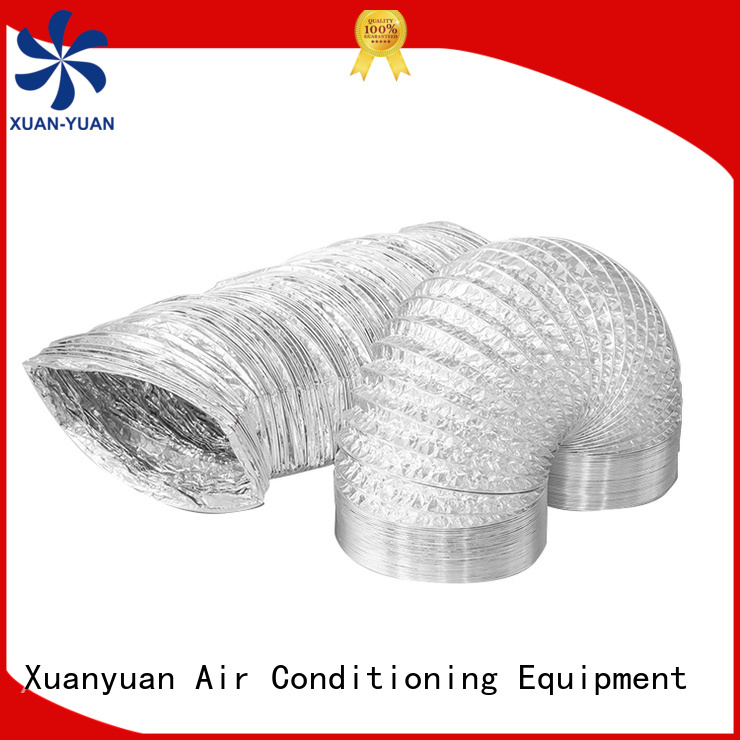Xuanyuan aluminum ventilation duct china products online for general purpose exhaust