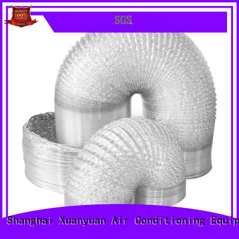 flexible aluminium ducting wire manufacturer for havc