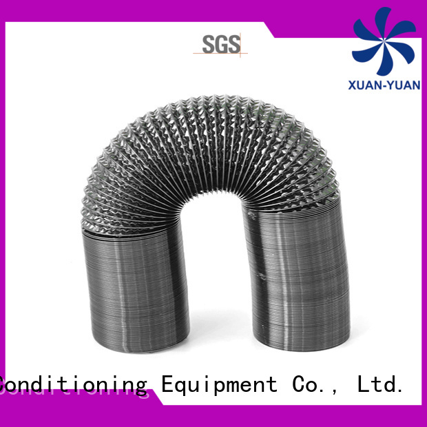 Xuanyuan flexible flexible ducting hose online wholesale market for fresh air system ventilation