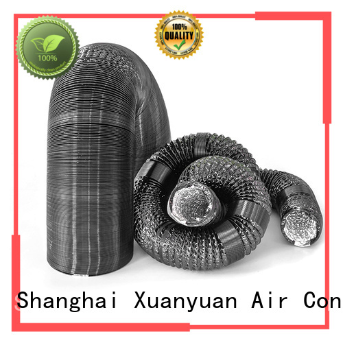 double layer aluminum ductwork release china products online for bath heater ventilation