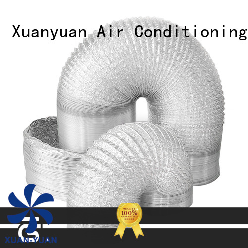 Xuanyuan inch flexible foil duct wholesale products for sale for fresh air system ventilation