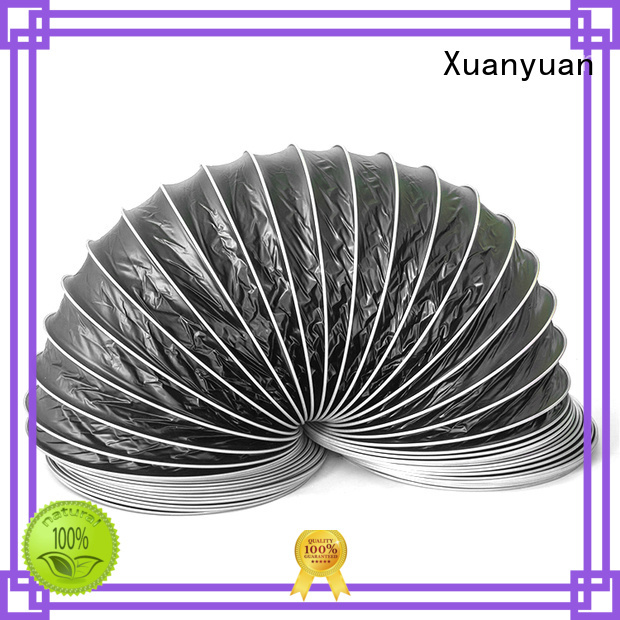 Xuanyuan duct hvac ductwork cheap wholesale for general purpose exhaust