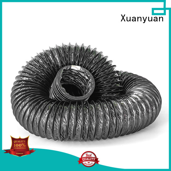 Xuanyuan wire hvac flex duct manufacturer for fresh air system ventilation