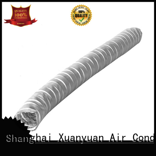 Xuanyuan layers combi flexible duct from China for fresh air system ventilation