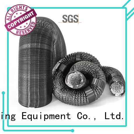 Xuanyuan toxic flexible round duct manufacturer for fresh air system ventilation