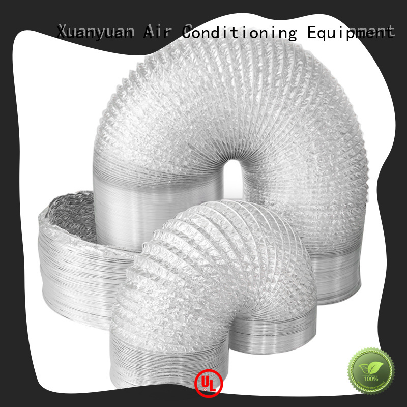 Xuanyuan flexible flex ductwork china products online for ventilator