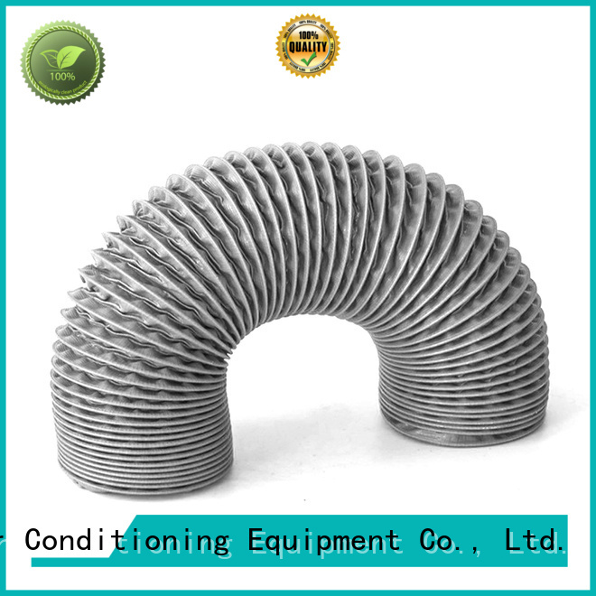 Xuanyuan temperature high temperature flexible duct design for general purpose exhaust
