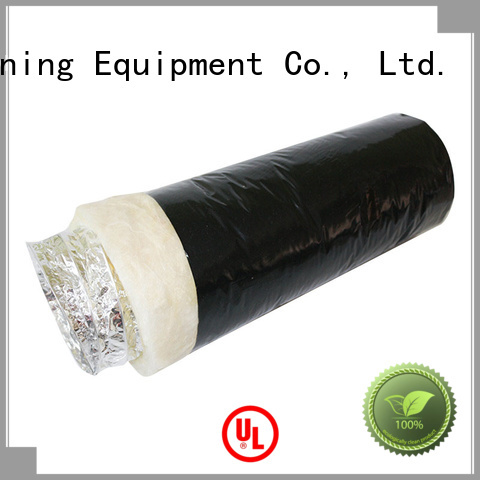 Xuanyuan fiberglass insulation flexible duct series for havc