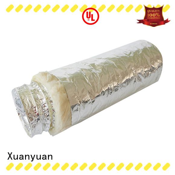 customized length fiberglass duct customization series for havc