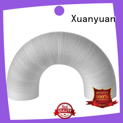 Xuanyuan double layer flexible duct pipe china products online for fresh air system ventilation