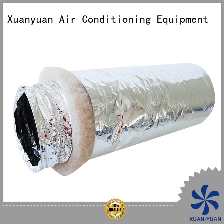 Xuanyuan customize insulated flex duct customized for havc