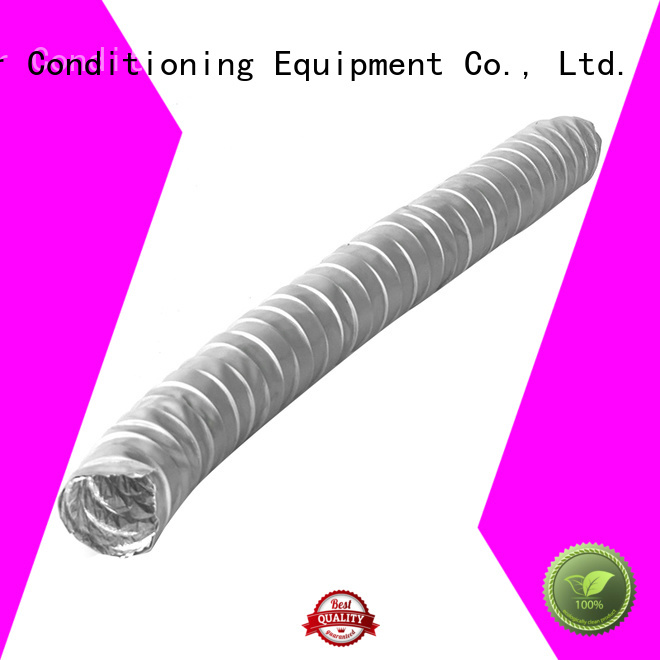 Xuanyuan fabric foil duct from China for bath heater ventilation
