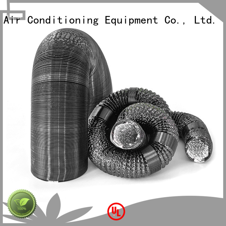 Xuanyuan copper flexible round duct manufacturer for range hood ventilation