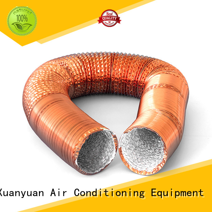 Xuanyuan copper air duct tubing manufacturer for havc