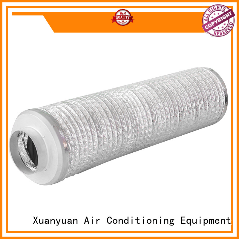quality acoustic flexible duct pipe with good price for Air Conditioning