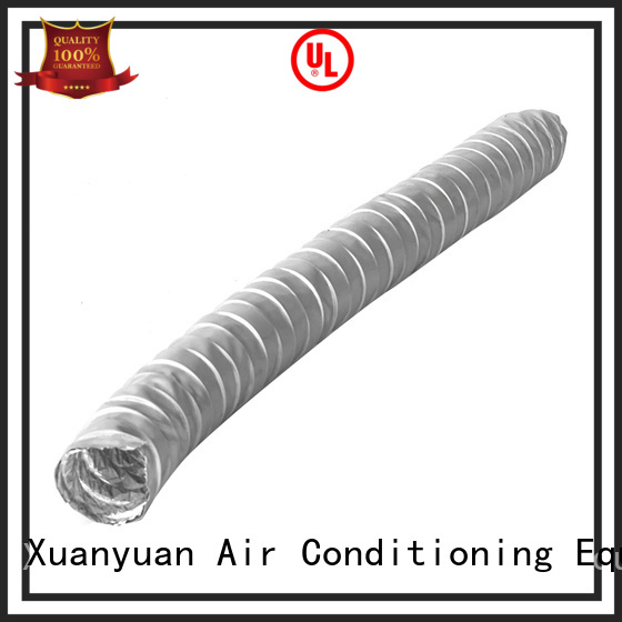Xuanyuan glass flexible ducting hose wholesale products to sell for bath heater ventilation