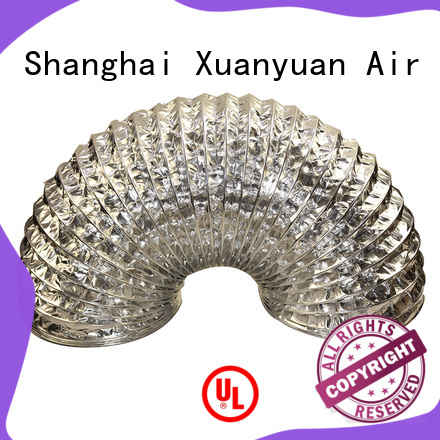 Xuanyuan glass flexible ducting hose wholesale products to sell for general purpose exhaust