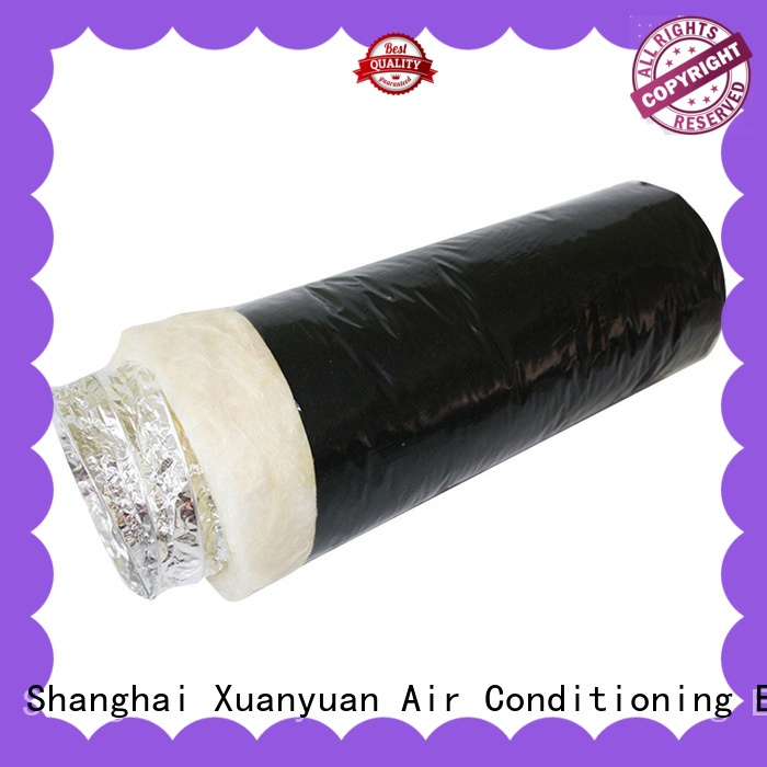 100mm 4 inch insulated duct inch directly sale for general purpose exhaust