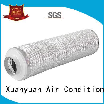 Xuanyuan nice-design acoustic ducting factory for general purpose exhaust