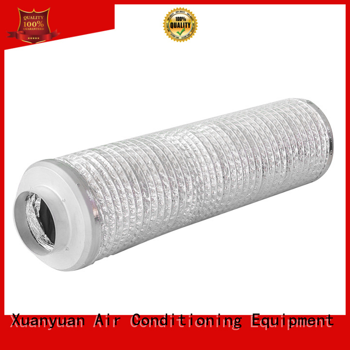 Xuanyuan silent acoustic pipe lagging factory for general purpose exhaust