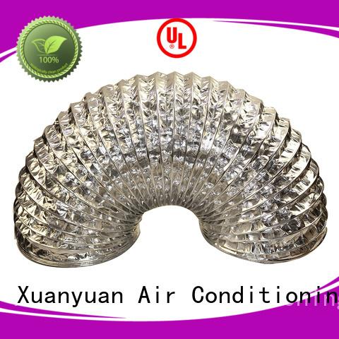 Xuanyuan combination foil duct online wholesale market for range hood ventilation