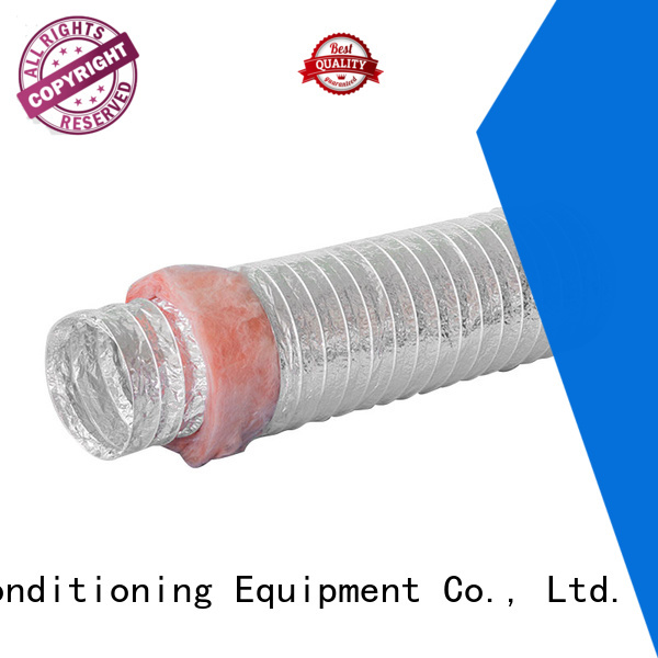 Xuanyuan round 3 inch insulated flexible duct customized for general purpose exhaust