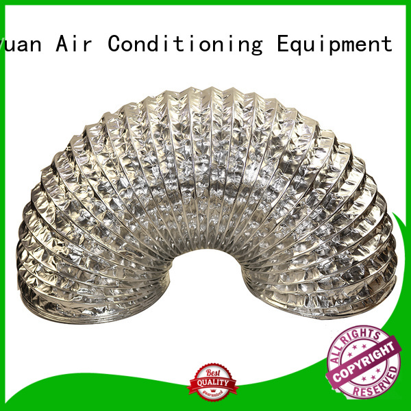 pvc flexible air duct hose from China for bath heater ventilation