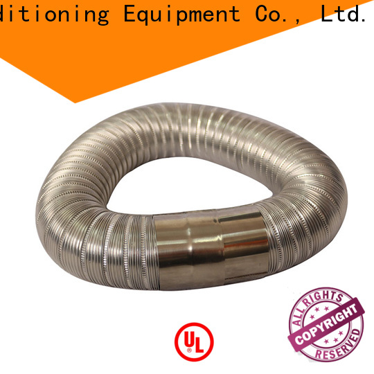 Xuanyuan aluminum aluminium semi rigid flexible duct on sale for ventilator