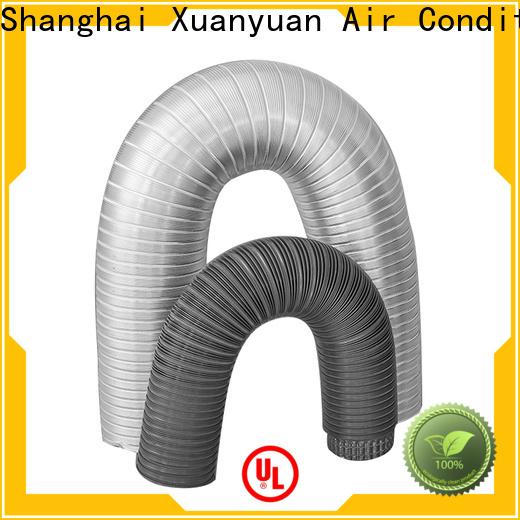 round semi rigid flexible duct aluminum promotion for general purpose exhaust