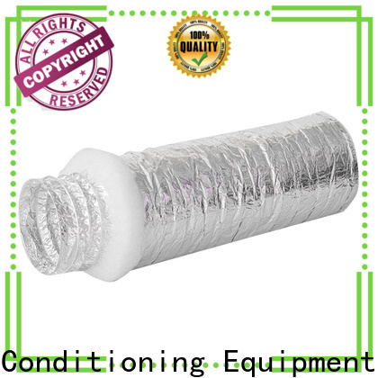 Xuanyuan round 4 inch insulated duct series for bath heater ventilation