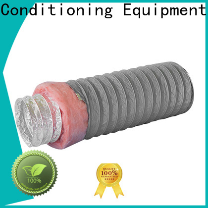 round 4 inch insulated duct duct directly sale for fresh air system ventilation