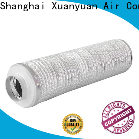 quality acoustic pipe insulation length design for Air Conditioning