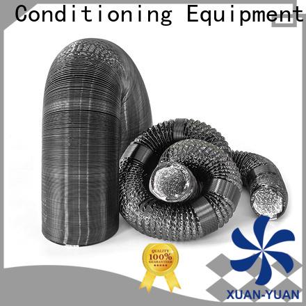 colorful flexible round duct aluminum cheap wholesale for range hood ventilation