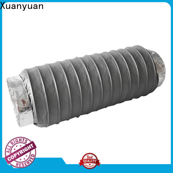 Xuanyuan quality acoustic pipe lagging inquire now for range hood ventilation