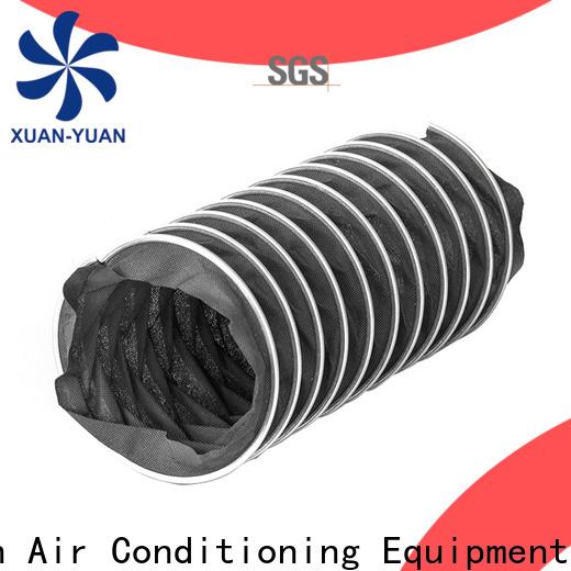 double layer aluminum flex duct pvc cheap wholesale for bath heater ventilation