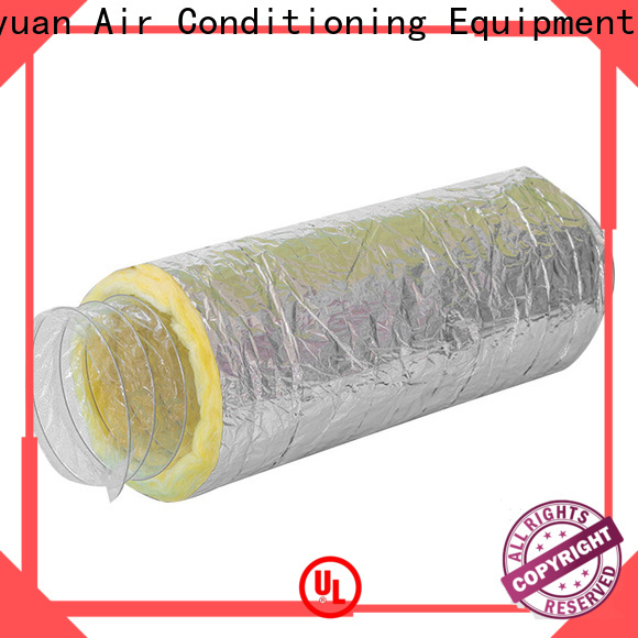 Xuanyuan hvac heat duct insulation directly sale for fresh air system ventilation