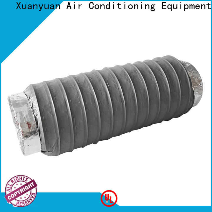 Xuanyuan pipe acoustic ducting with good price for bath heater ventilation